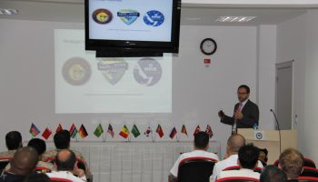 Counter-piracy and maritime security course at MARSEC COE in Turkey