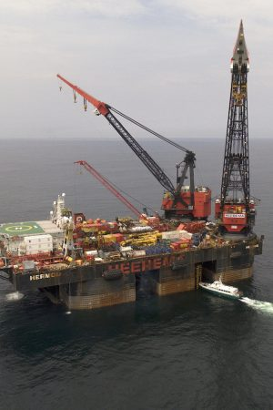 Moho Nord: Total brings new offshore field in Congo on stream