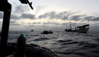 Jeddah Amendment broadens piracy agreement to cover other illicit maritime activities