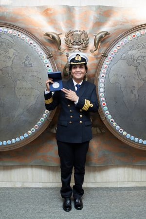 Indian Master receives 2016 IMO Award for Exceptional Bravery at Sea