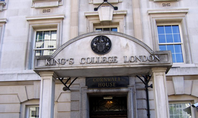 Europe, Maritime Security and Small Navies – conference at King's College