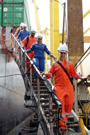 International Women's Day – need for more female seafarers