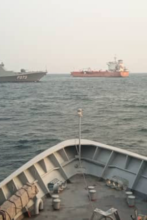 IMO urges action to deter piracy in Gulf of Guinea