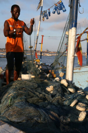 Ghana losing millions of dollars as Chinese fishing companies hide ownership