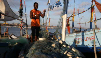 Ghana losing millions of dollars as Chinese fishing companies hide ownership